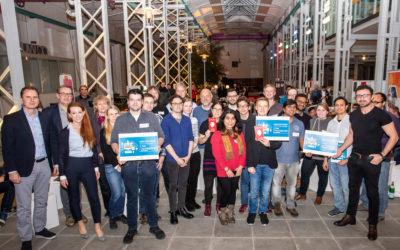 Kreative Konzepte beim Smart City Hackathon in Braunschweig