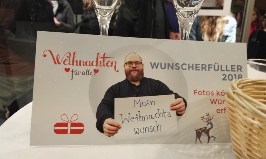 Weihnachten für Alle Wunscherfüller 2018