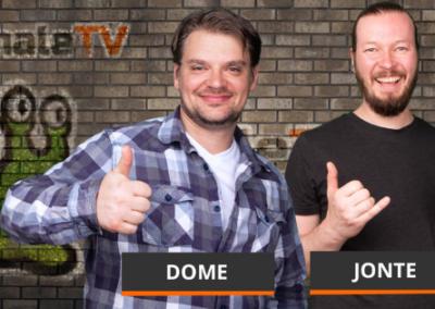 Dome und Jonte