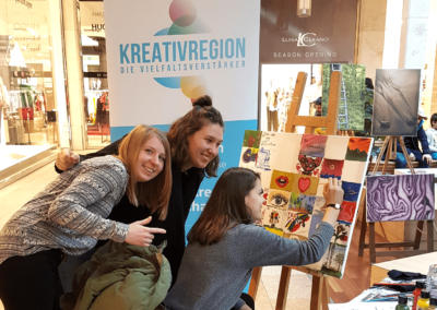 Winterkunstzeit 2019 kreativregion 6