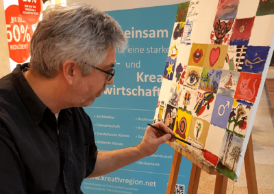 Winterkunstzeit 2019 kreativregion 7
