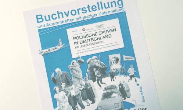 buchvorstellung polnische spuren in deutschland