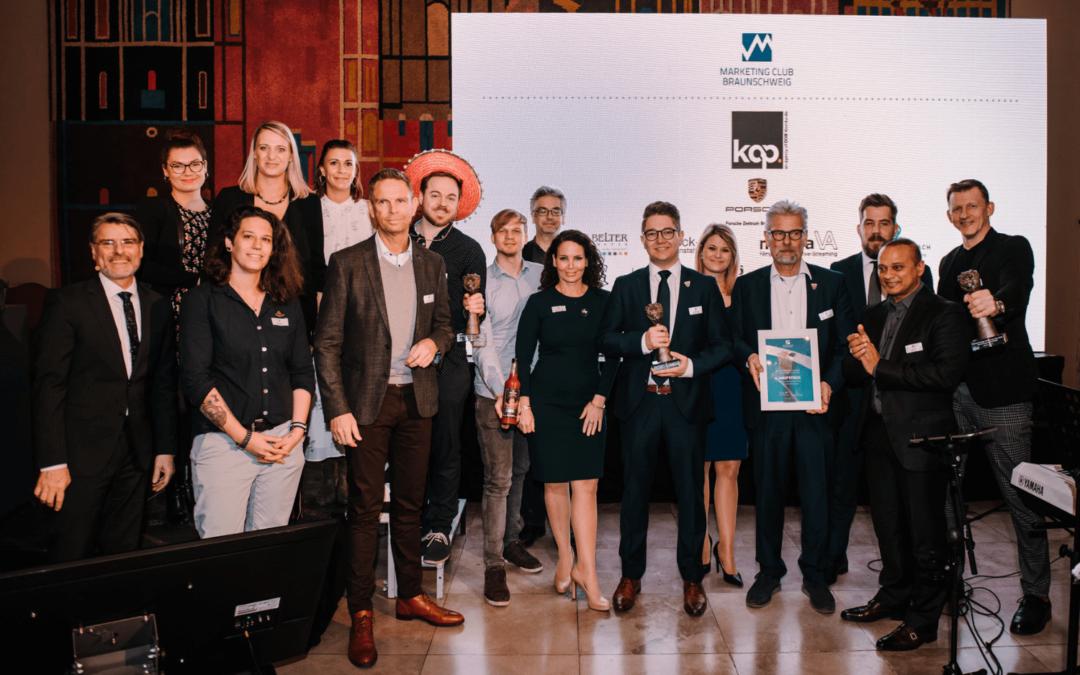 Verleihung des Marketing Löwen 2018