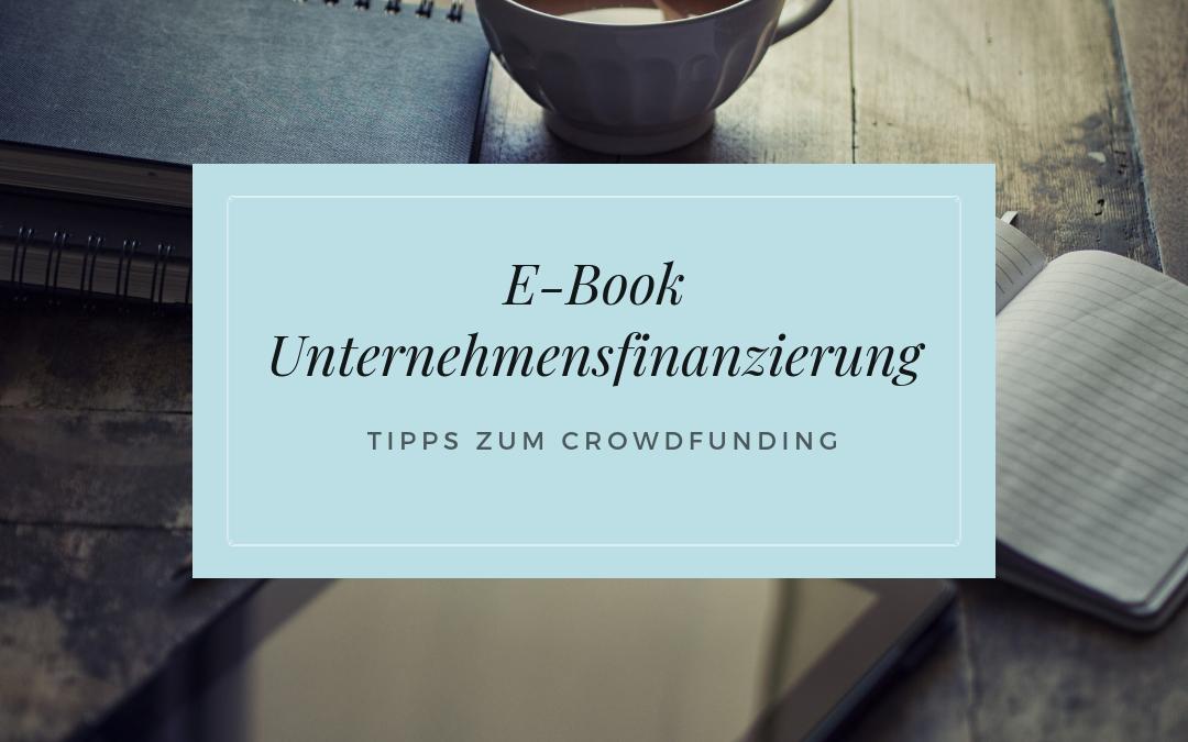 E-Book Unternehmensfinanzierung