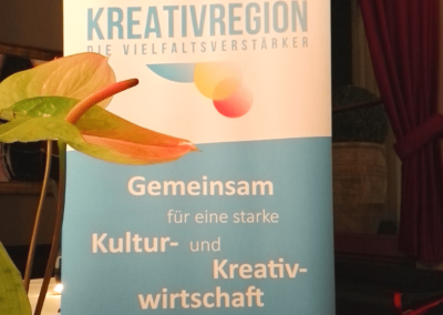 Kreativregion Business speed dating 2019