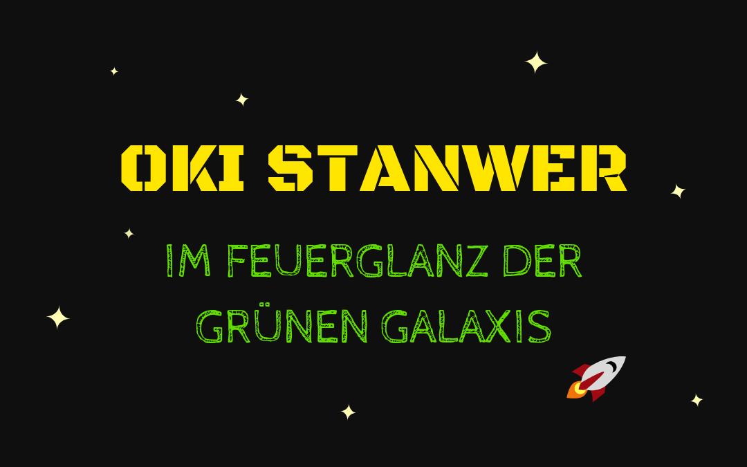 E-Book Vorschau: Neue Geschichten von Oki Stanwer