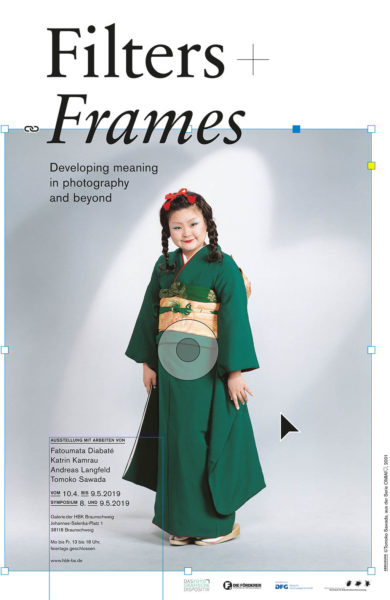 Filters and frames ausstellung hbk