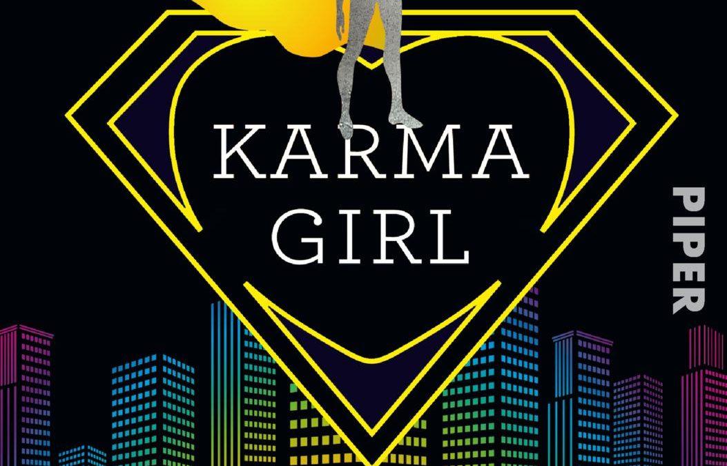 Buchrezension Karma Girl von Jennifer Estep
