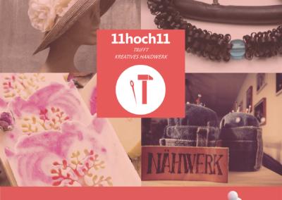 11hoch11 kreatives Handwerk