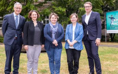 TU Braunschweig und Wirtschaftsförderung verstärken ihre Zusammenarbeit