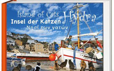 Buchrezension Insel der Katzen – Hydra von Gabriela Staebler