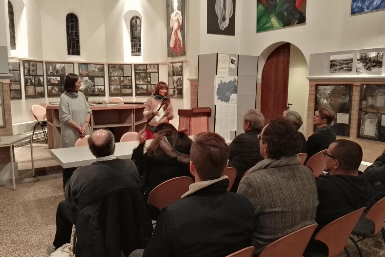 11hoch11 creative spaces 2019 regina blume gedenkstätte friedenskapelle