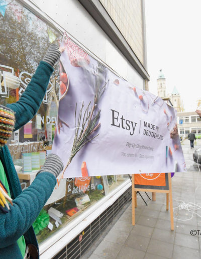 banner Etsy popup shop