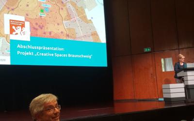 """Studie: Bedeutung von """"Creative Spaces"""" für die Stadtentwicklung"""