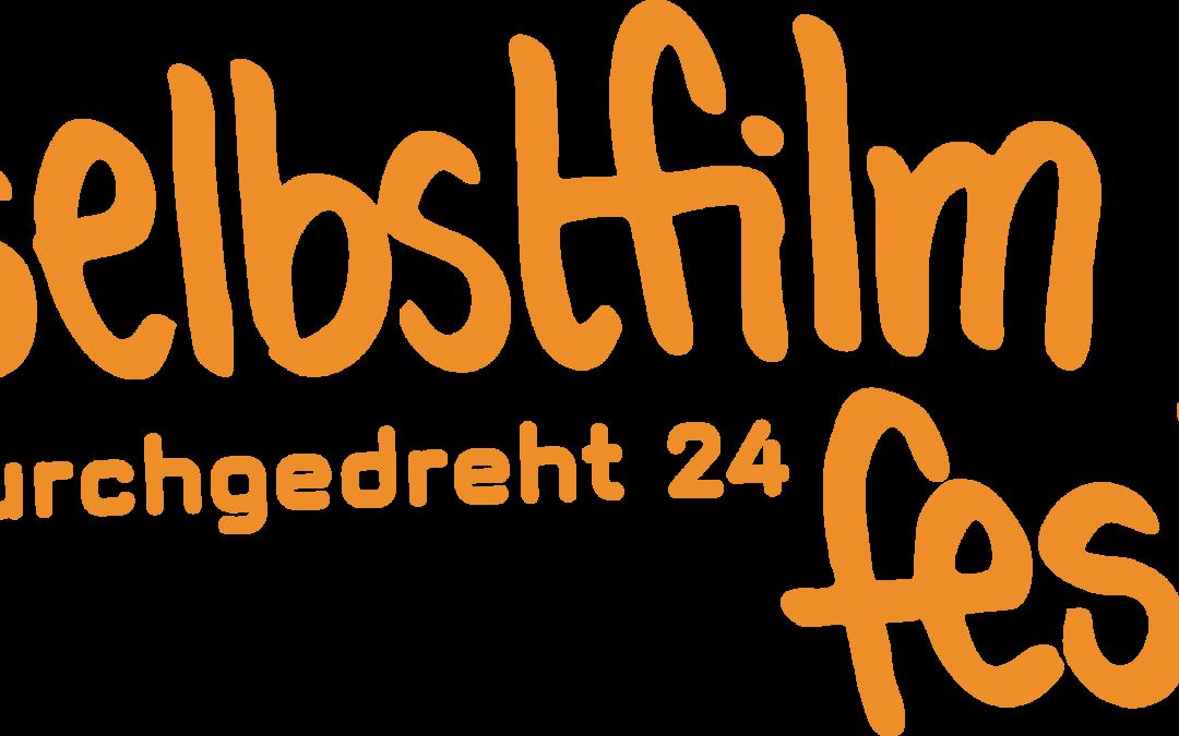 Wir unterstützen das Digital24 Selbstfilmfest 2020