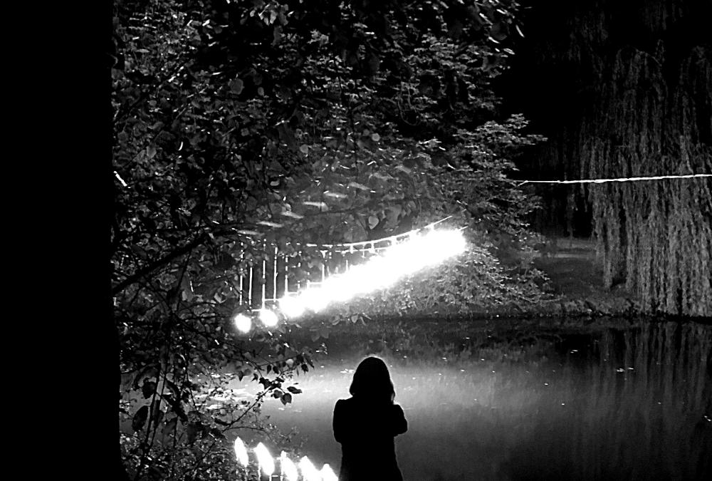 11hoch11 Lichtparcours Fotowalk im Oktober