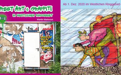 Streetart & Graffiti im westlichen Ringgebiet – ein Bildband