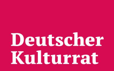Eine Milliarde Euro mehr für NEUSTART KULTUR