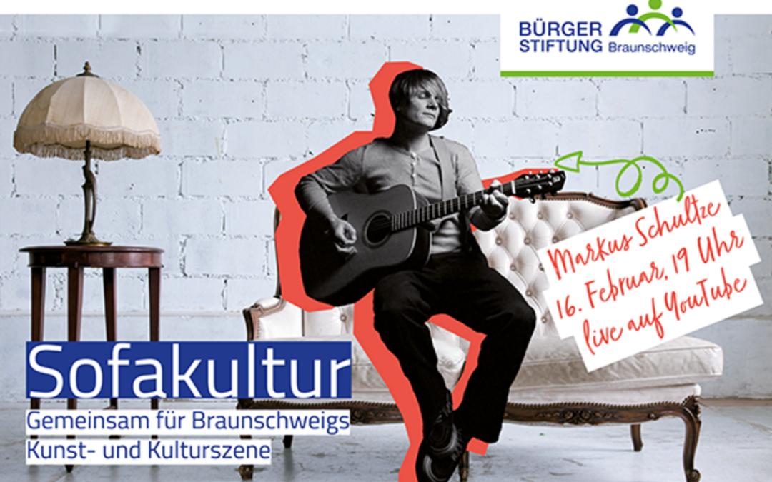 Sofakultur – Gemeinsam für Braunschweigs Kunst- und Kulturszene