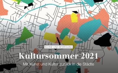 """Braunschweig bewirbt sich beim Bundesprogramm """"Kultursommer 2021"""""""
