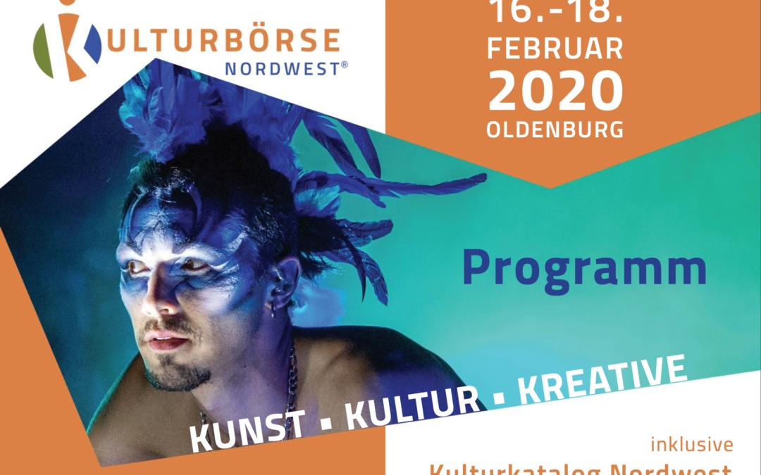 Kunst – Kultur – Kreative … das Motto für die Kulturbörse Nordwest